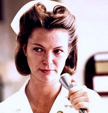 Nurse Ratched i filmen Gökboet